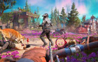 Far Cry New Dawn недалеко ушел от пятой части, но в нем есть интересные фишки