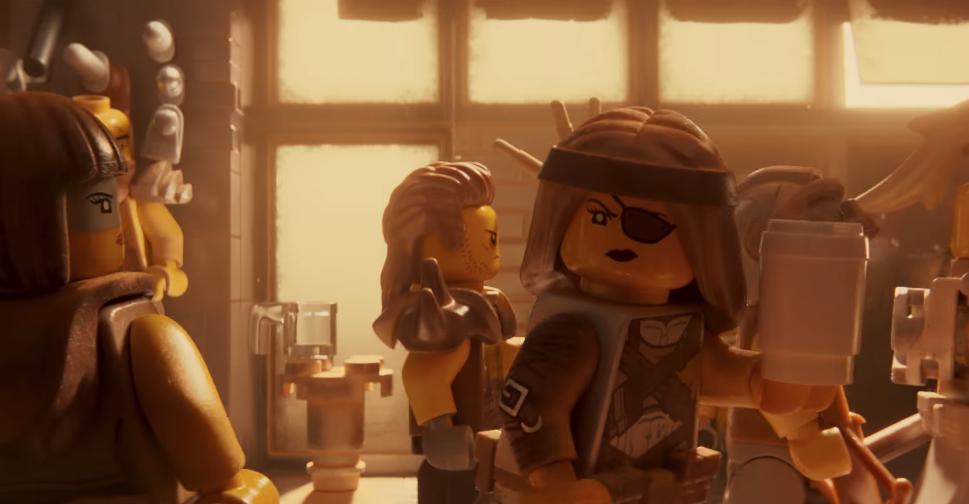 Лего Фильм 2 Рецензия Обзор