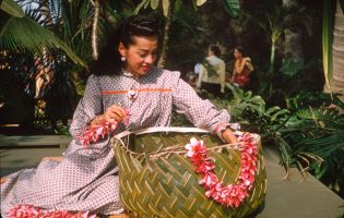 Беззаботные Гавайи шестидесятых
