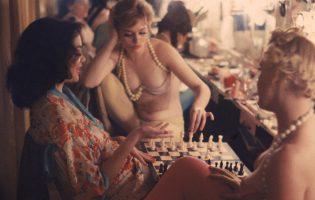 1958. Жизнь за кулисами эротического шоу