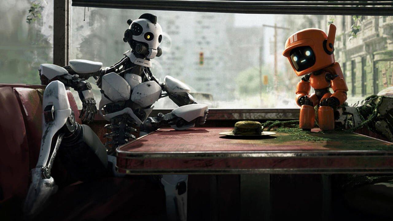 Любовь смерть и роботы случайные обзоры отвратительные мужики disgusting men