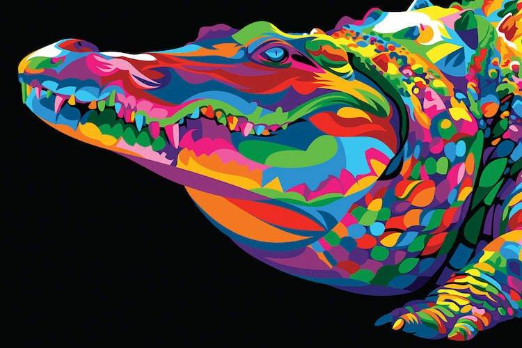 аллигаторы и кетамин