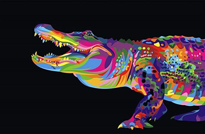 аллигаторы и кетамин случайные обзоры