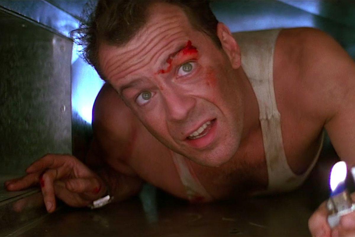 Крепкий Орешек настольная игра Die Hard: The Nakatomi Heist отвратительные мужики disgusting men