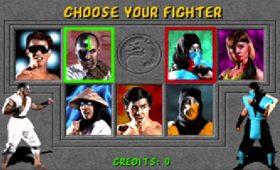 Тест: вспомни всех героев классической трилогии Mortal Kombat