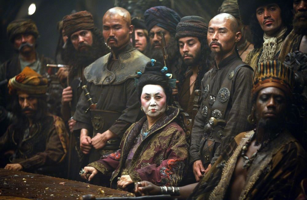 От куртизанки до королевы пиратов: история госпожи Ченг