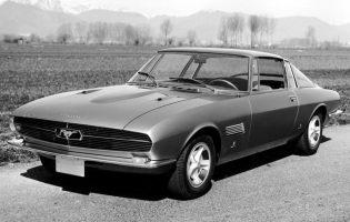 Ford Mustang и другие поникары 60-х — это настоящее автопорно