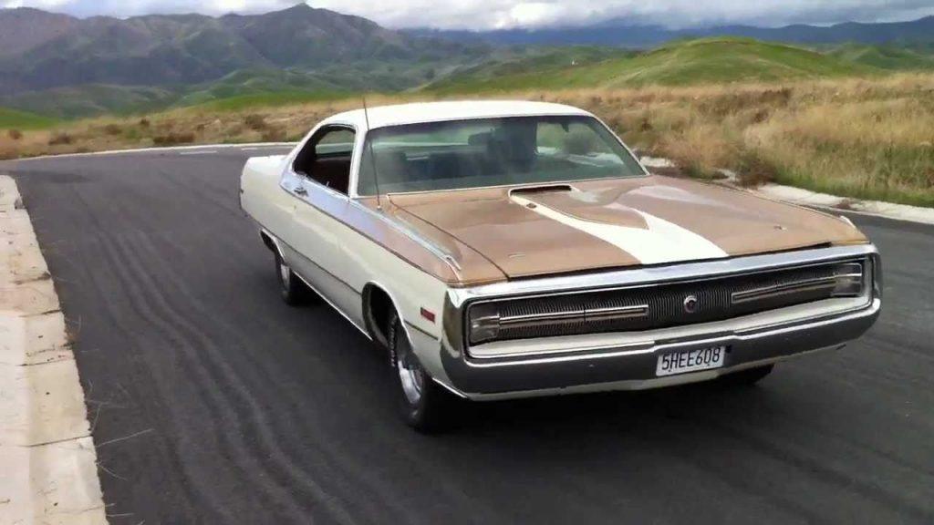 Chrysler Hurst, 1970