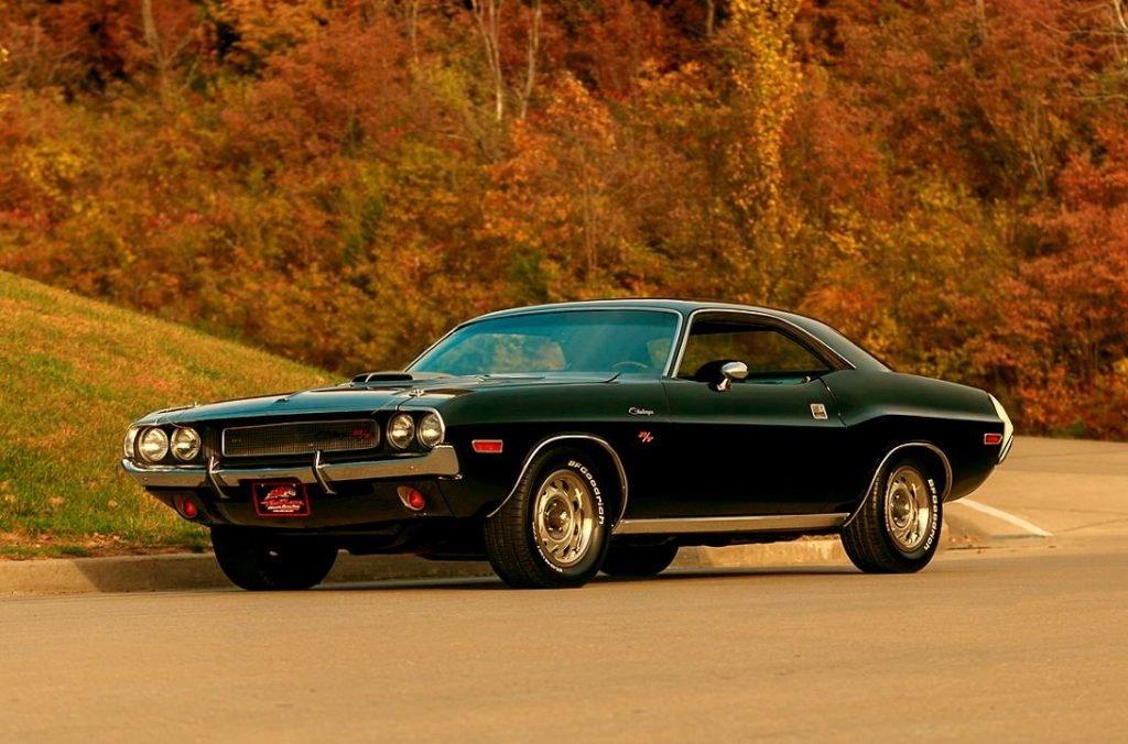 Dodge Challenger, 1970