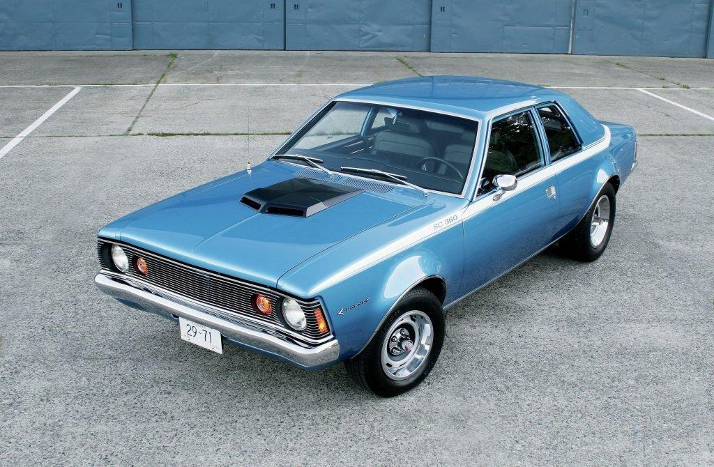 AMC Hornet, 1971