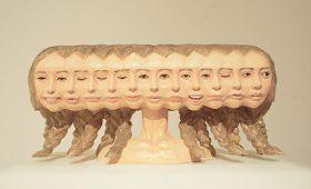 Скульптуры Йошитоши Канэмаки, которые ломают мозг