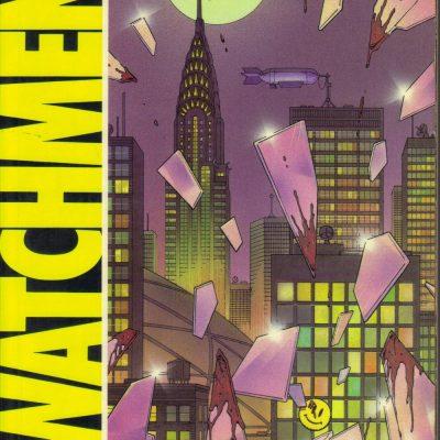 Почему Алан Мур не поладил с DC Comics? Отрывок из книги Ланса Паркина