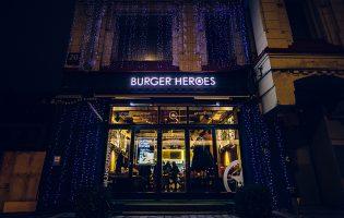 Случайные обзоры: хороший стаут, Burger Heroes и отель «Орбита» в Минске