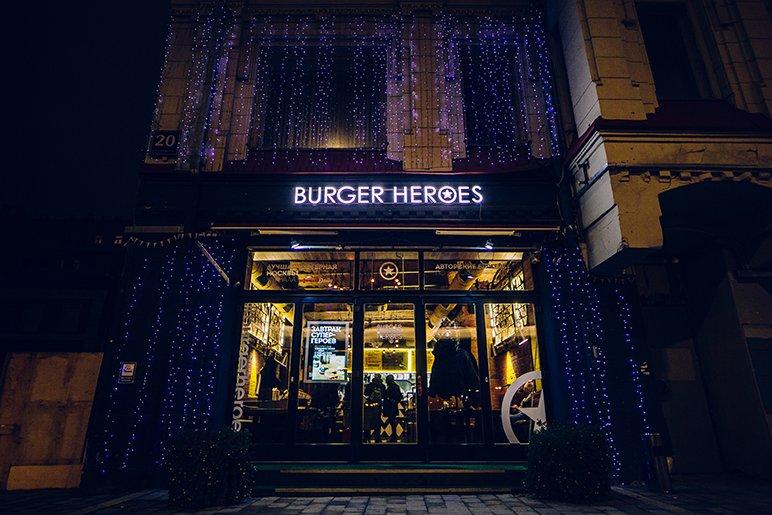 Burger Heroes случайные обзоры отвратительные мужики disgusting men