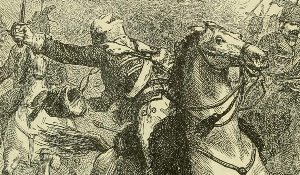 Смерть Пулавского