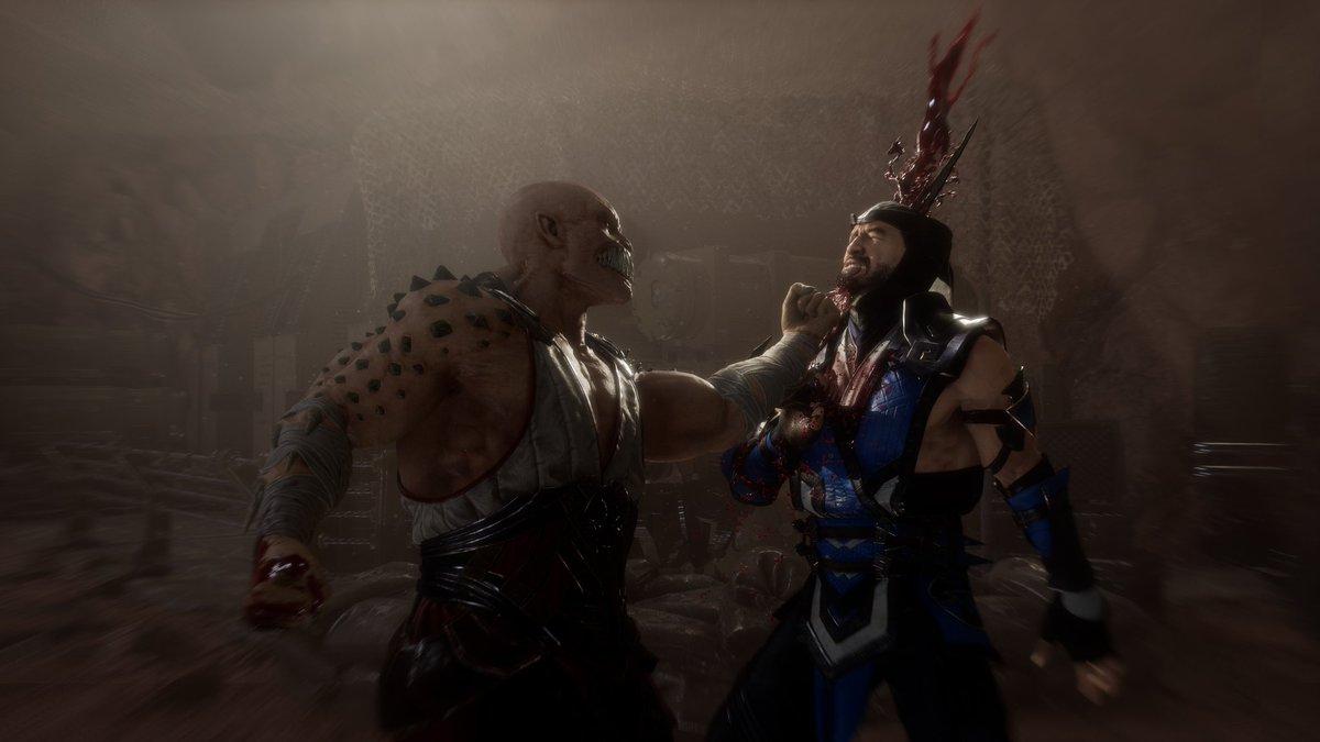 обзор Mortal Kombat 11 рецензия отвратительные мужики disgusting men