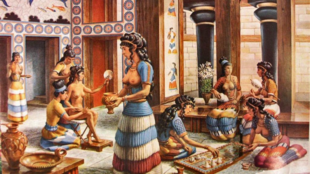 Эротические египетские пиры — img 8