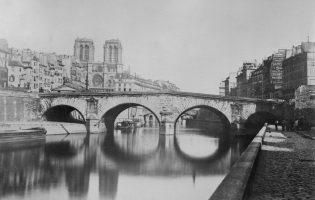 Готический Феникс: Нотр-Дам-де-Пари на старинных фото