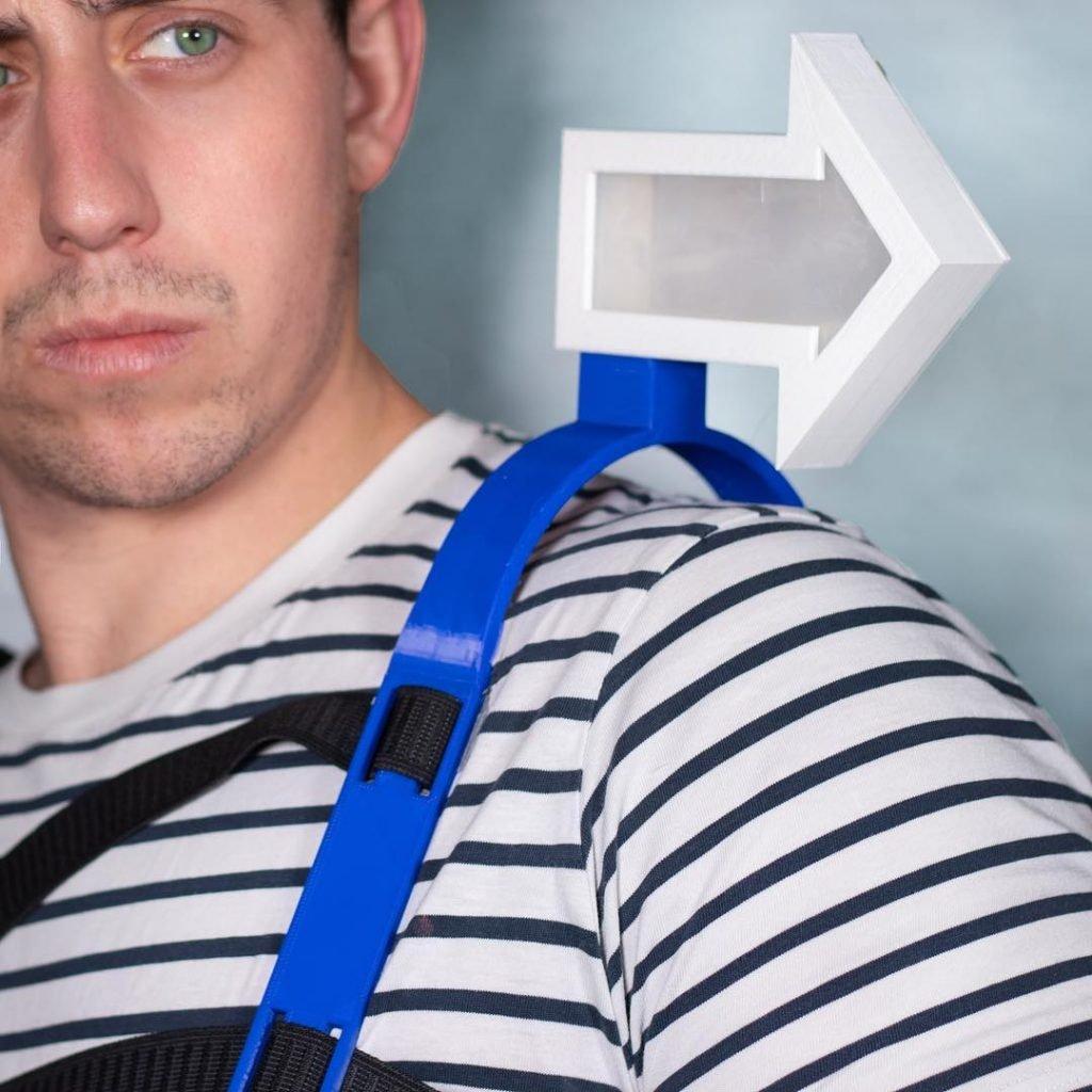 Unnecessary Inventions бессмысленные изобретения отвратительные мужики disgusting men