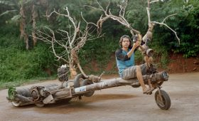Индонезийские Веспы-мутанты — самые безумные мотоциклы в мире