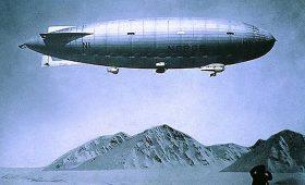 Остросюжетная история на Северном полюсе: как спасали дирижабль «Италия»
