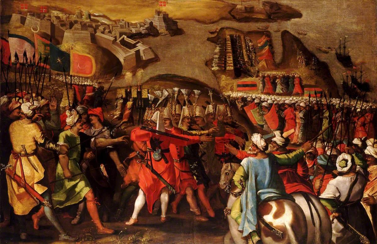 османская империя осада мальты отвратительные мужики disgusting men