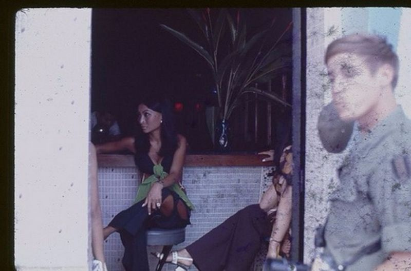 вьетнамские проститутки вьетнамская война отвратительные мужики disgusting men