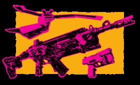 Дикий огнестрел, гигантские пушки и гей-бомбы: самое безумное оружие в истории