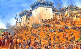 Как воевала самая крутая армия Древнего Востока