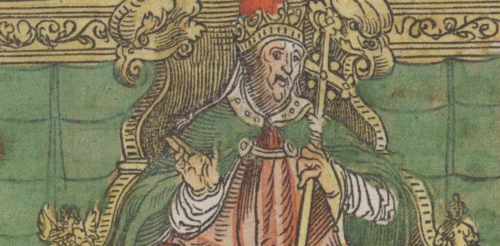 антипапа папа пират иоанн XXIII отвратительные мужики disgusting men