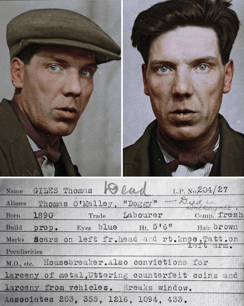 магшоты винтажные фото преступников 30-х отвратительные мужики disgusting men