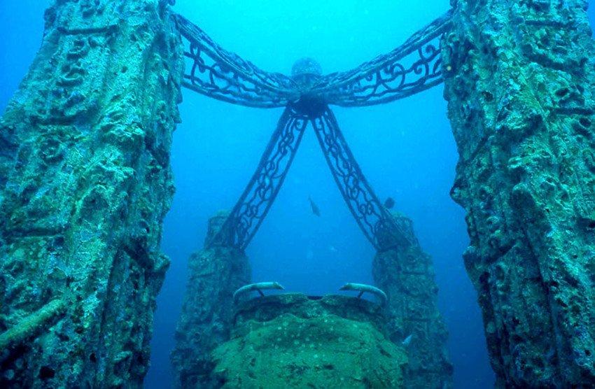 Порт-Ройал под водой