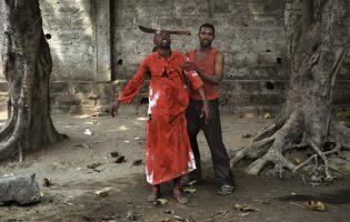 Вырванные глаза, зомби и каннибалы: как выглядит вуду-реслинг в Конго
