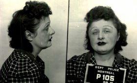 Вам пришлось бы очень много выпить. Как выглядели канадские проститутки 40-х