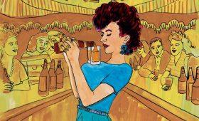 «В районе груди у нее все было в порядке». Рути Шеплер и ее «хорошо сбалансированное пиво»