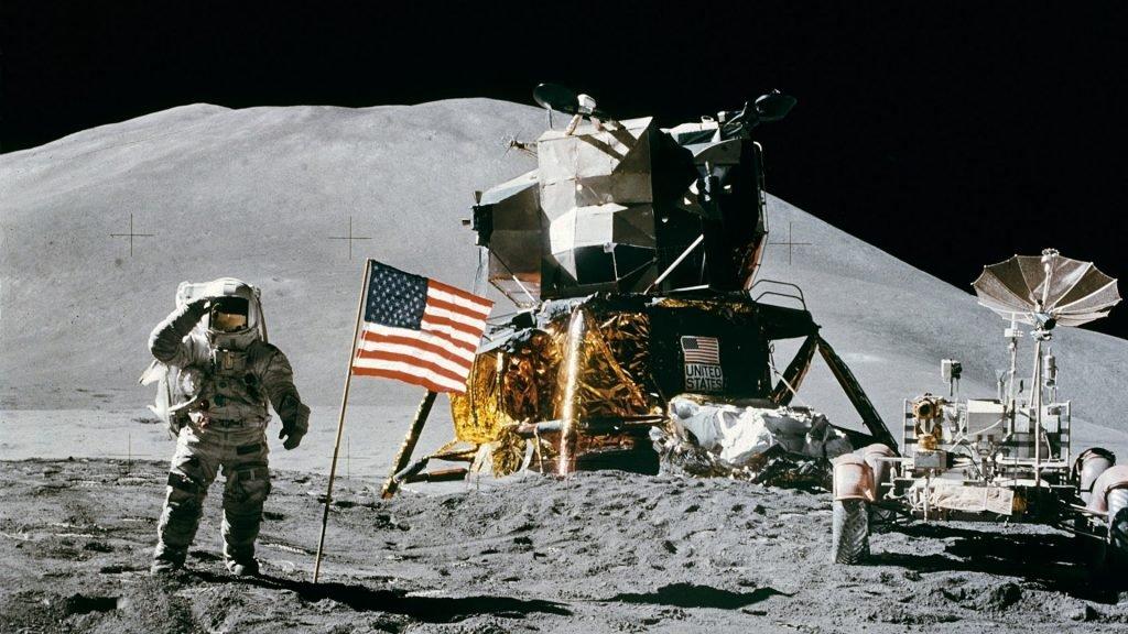 Дата высадки американцев на луну