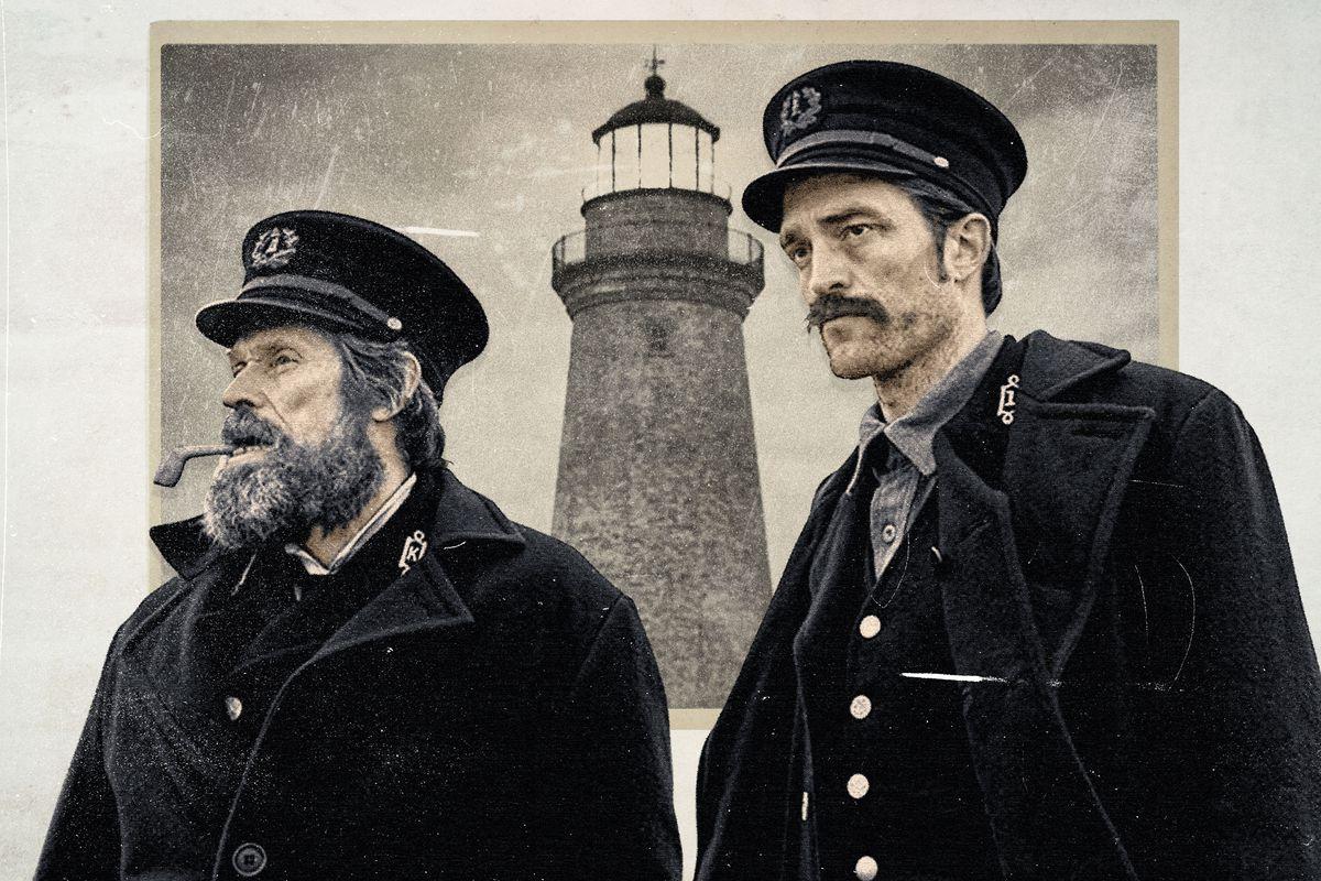 the lighthouse жуткие истории про маяки отвратительные мужики disgusting men