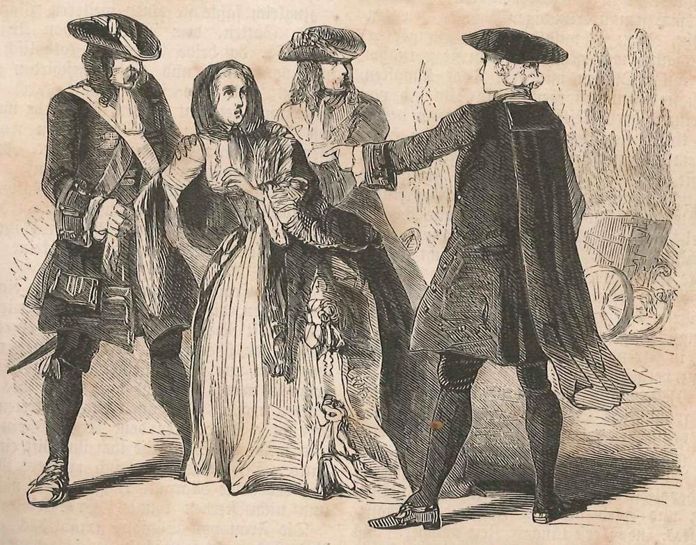 Арест маркизы