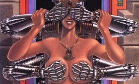 Порочные роботы. Жан-Мишель Николлет — классик фантастической иллюстрации