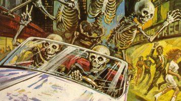 Роботы, динозавры и дыхание смерти: арт Рудольфа Зибера-Лонати