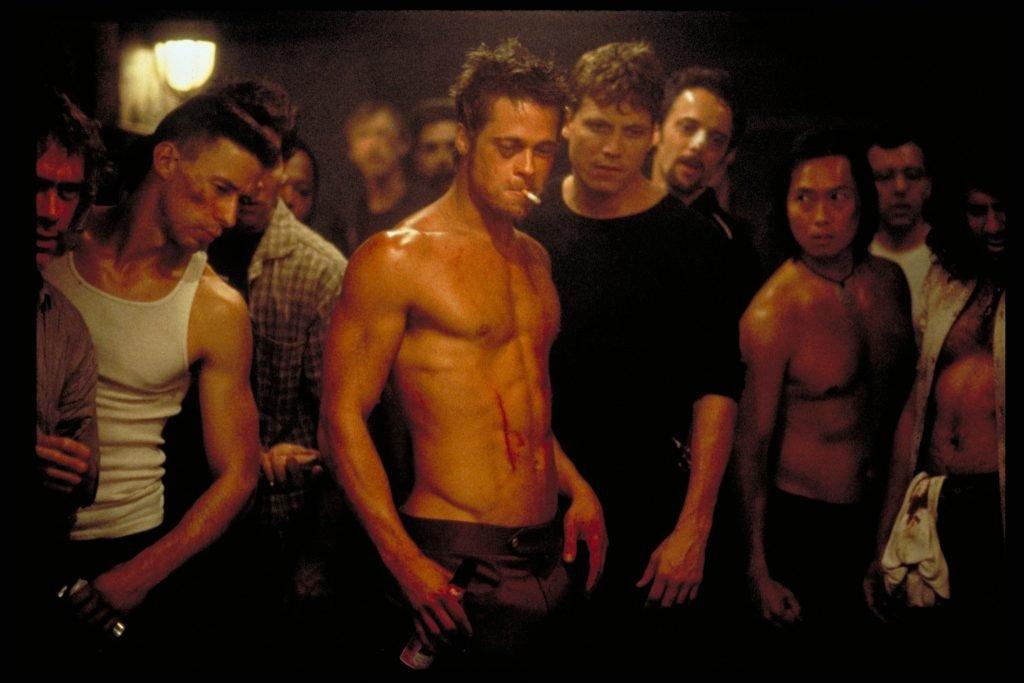 бойцовский клуб тест отвратительные мужики disgusting men