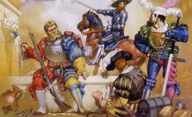 Самые воинственные модники Средневековья: 7 фактов о ландскнехтах