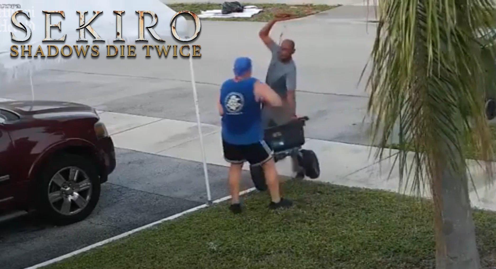 мужчина из Флориды понедельник начинается с дичи отвратительные мужики