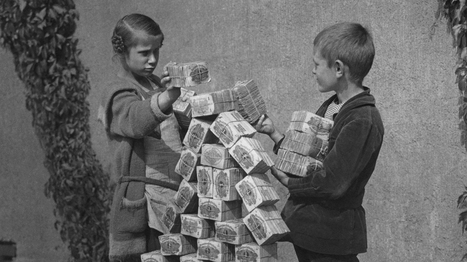 послевоенные деньги фото самом деле