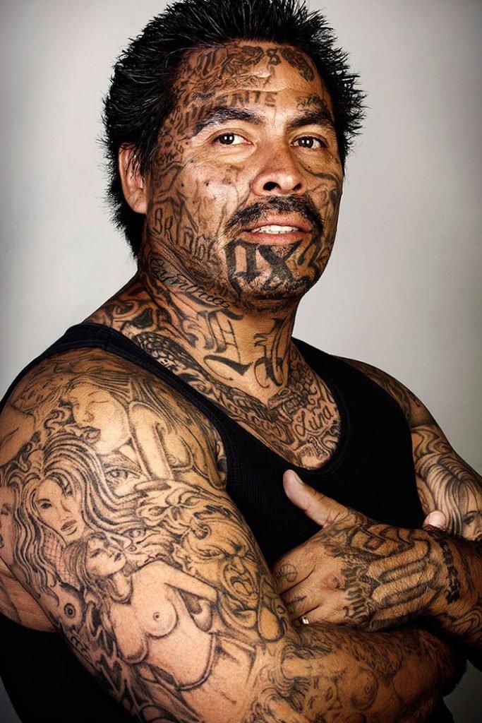 бандитские татуировки до и после отвратительные мужики disgusting men