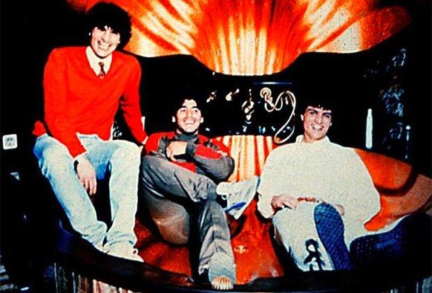 Братья Джулиано из каморры, заправлявшие Неаполем в 80-е.