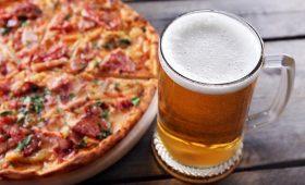 Пицца и пиво: гид по идеальным сочетаниям вкуса