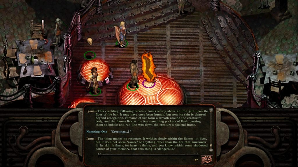 Planescape Torment Enhanced Edition PS4 Xbox One Nintendo Switch