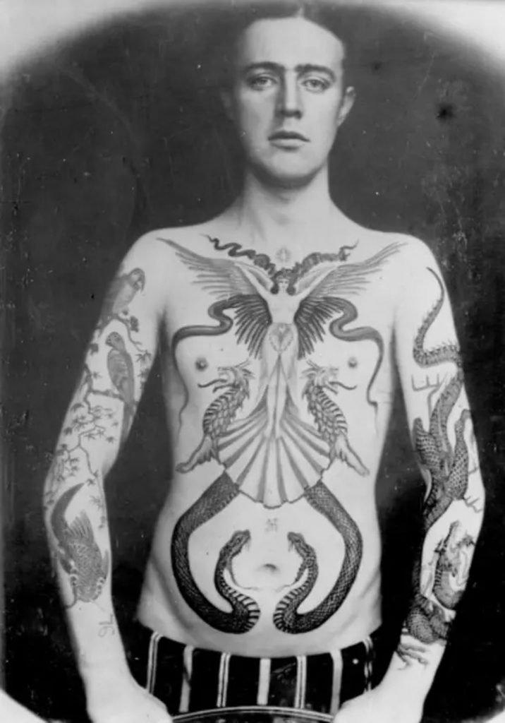викторианские татуировки викторианской эры отвратительные мужики disgusting men