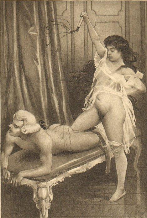 Иллюстрация из издания начала XX века.